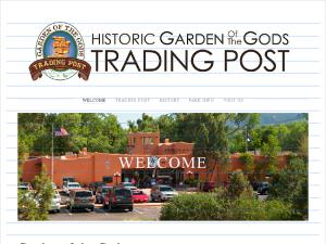 Image result for garden of the gods trading post